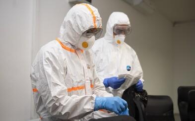 V Česku zomrel tretí človek nakazený koronavírusom
