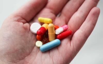 V Česku zneužívá psychoaktivní léčiva až 900 000 lidí