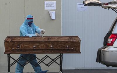 V Chile zažívají nejhorší měsíc pandemie koronaviru. Ministr zdravotnictví odstoupil