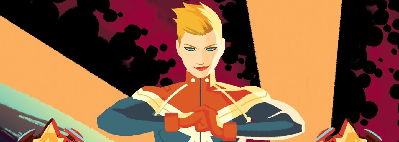V chystanej komiksovke Captain Marvel sa po boku oscarovej Brie Larson objaví aj Jude Law. Koho si zahrá?