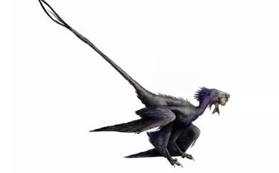V Číně objevili fosilii dinosaura starou 120 milionů let, nazvali ho tančícím drakem
