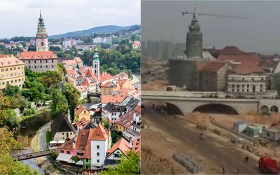 V Číně staví kopii Českého Krumlova. Nejkrásnější město Česka vyroste v sídle Huawei