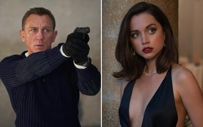 V Číne zrušili premiéru nového Jamesa Bonda. Koronavírus môže položiť tržby filmov a Hollywood na lopatky