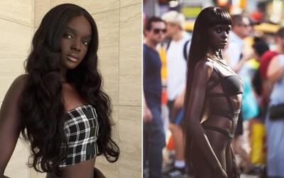 V detstve ju šikanovali pre jej tmavú farbu pleti, tento rok debutuje na prehliadke Victoria's Secret. Zoznám sa s Duckie Thot