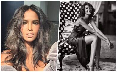 V detstve utekala pred vojnou, dnes je Ubah úspešná modelka, ktorá to dotiahla do Vogue