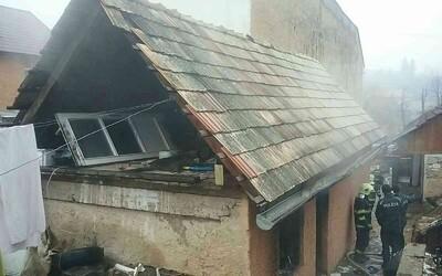 V Dobšinej zomreli pri požiari 3 malé deti. Príčina požiaru je zatiaľ neznáma