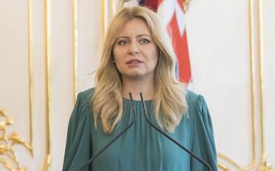 V domě slovenské prezidentky Zuzany Čaputové nahlásili bombu