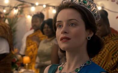V druhej sérii The Crown sa rozlúčime s Claire Foy, hereckou predstaviteľkou kráľovnej Alžbety II. Vychutnajte si prvý oficiálny trailer