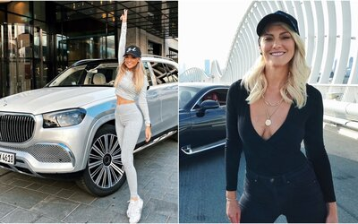 V Dubaji nestačí len dobre vyzerať, hovorí Slovenka, ktorá pracuje pre svetovú hviezdu Supercar Blondie