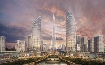 V Dubaji sa začala stavať nová najvyššia budova sveta. Stáť bude takmer 1 miliardu a hotová by mala byť už v roku 2020