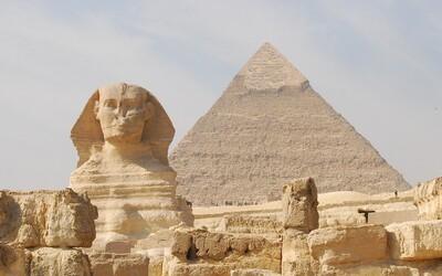V Egyptě díky novému objevu možná zjistili, jak se stavěly pyramidy