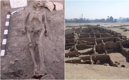 V Egyptě objevili ztracené zlaté město. Podle expertů jde o největší objev od Tutanchamonovy hrobky