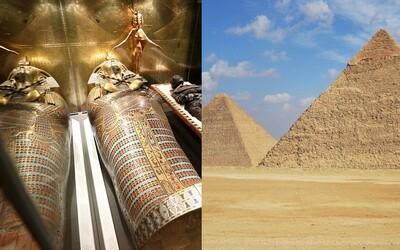 V Egypte sa našla hrobka aj so zachovanou múmiou. Staré môžu byť aj 4000 rokov a pochádzajú z prelomu praveku a staroveku
