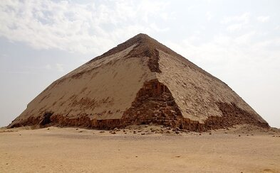 V Egypte sa pre turistov otvorila zvláštna oblá pyramída