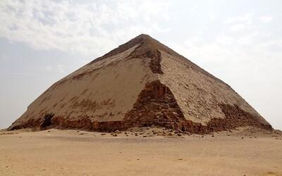 V Egyptě se pro turisty otevřela zvláštní oblá pyramida