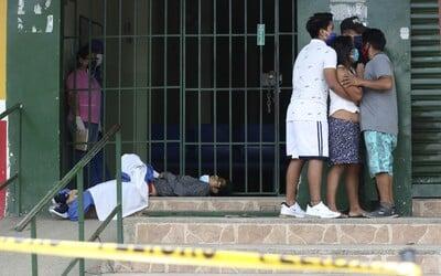 V ekvádorskom meste miznú telá mŕtvych, ktorých zabil koronavírus