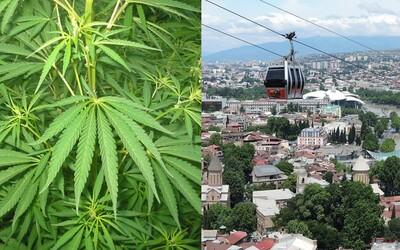 V Gruzínsku zlegalizovali fajčenie marihuany. V krajine pritom môžeš za väčšinu drog skončiť vo väzení aj na dlhé roky