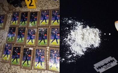 V Guatemale zadržali 823 kíl Neymar kokaínu. Pašeráci nalepili fotky Brazílčana na balenia drog