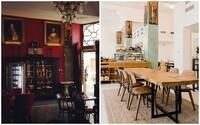 V historickej budove, ktorá vyhorela počas vianočných trhov, otvorili kaviareň Mondieu. Je to hnus, hnevajú sa Bratislavčania
