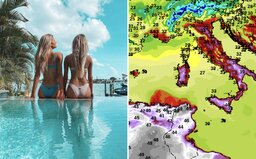 V hlavnom meste Tuniska namerali takmer 50 stupňov Celzia. Extrémne horúco bude aj v Taliansku