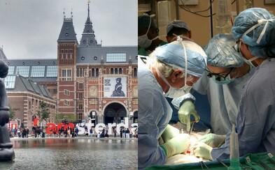 V Holandsku schválili nový zákon, každý dospelý bude po smrti automaticky darcom orgánov