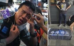 V Hongkongu opět zuří masové protesty, zatýkají lidi podporující jeho nezávislost. Čína totiž schválila kontroverzní zákon