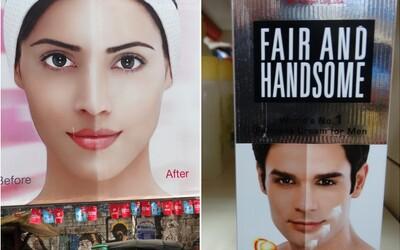 V Indii si lidé nebezpečnými chemickými produkty bělí už i genitálie, aby je akceptovali ve společnosti