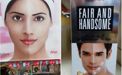 V Indii si ľudia nebezpečnými chemickými produktmi bielia už aj genitálie, aby ich akceptovali v spoločnosti
