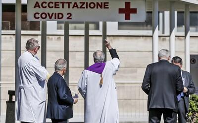 V Itálii je již více mrtvých než v Číně. Země ohlásila další čísla lidí s koronavirem