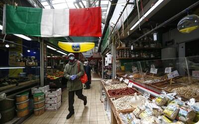 V Itálii poprvé od 14. března zemřelo na Covid-19 méně lidí než 200. Statistiky zkreslila dodatečná úmrtí z dubna