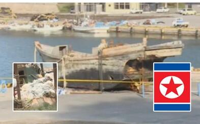 V Japonsku more vyplavuje lode plné rozkladajúcich sa tiel. Našli ich už 11 a mali by pochádzať zo Severnej Kórey