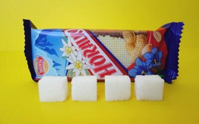 V jednej Horalke je ho za lyžicu. Slovenská kampaň hovorí o množstve cukru v obľúbených sladkostiach
