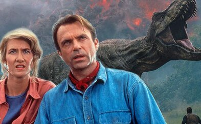 V Jurskom svete 3 zrejme uvidíme hlavné postavy z Jurského parku. Netflix spúšťa aj animovaný seriál