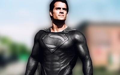 V Justice League jsme měli původně vidět Supermana i v černém kostýmu. Dokazuje to vystřižená scéna, která se nedostala do kin