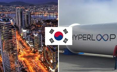 V Južnej Kórei pracujú na vlaku, ktorý bude schopný cestovať rýchlosťou zvuku. Kórejčania sa chystajú predčiť aj Hyperloop