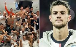 V kabíne Juventusu Turín okolo Cristiana Ronalda potvrdili koronavírus. Nakazený je taliansky obranca
