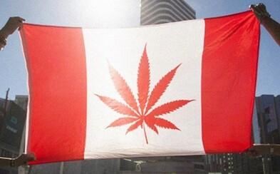 V Kanade dnes zlegalizovali rekreačné užívanie marihuany