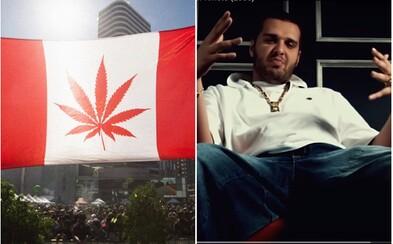 V Kanade sa vypredali všetky zásoby marihuany, Rytmus spomína na Bengoro