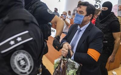 V kauze Kuciak navrhl prokurátor všem trest odnětí svobody na 25 let. Kočner by měl přijít i o mobil a auta