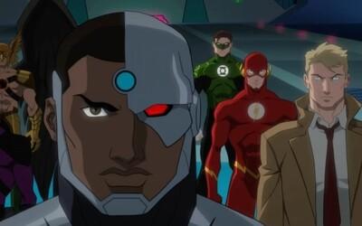 V komiksovém Justice League Dark: Apokalips War se proti Darkseidovi postaví všichni hrdinové z DC. Sleduj akční trailer