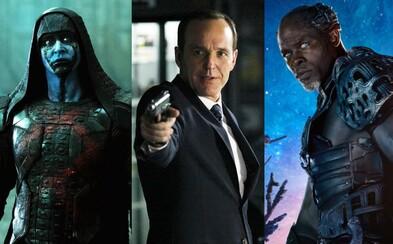 V komiksovke Captain Marvel opäť uvidíme agenta Coulsona. Okrem neho však dorazia aj dve posily z Guardians of the Galaxy