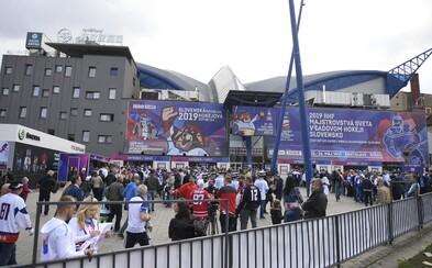 V Košicích se už hokejové MS hrát nebude. Slovensko dostalo od šéfa IIHF jasný vzkaz