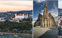 V Košiciach zarobíš o 350 €menej než v Bratislave. Medzi dvomi najväčšími mestami je veľký rozdiel