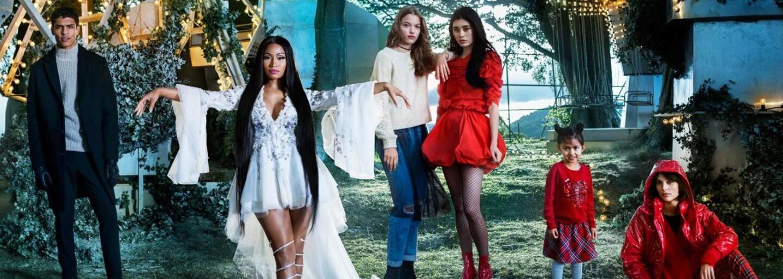V krátkom vianočnom filme spoločnosti H&M si zahrala Nicki Minaj. Do novej kolekcie prispela niekoľkými zaujímavými kúskami