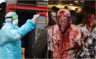 V Malajzii sa rozšíril hoax, že koronavírus mení ľudí na zombíkov. Nepravdivé informácie vyvracia aj vláda