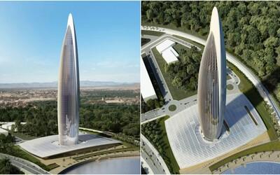 V Maroku vyroste nejvyšší mrakodrap Afriky. V prosklené budově bude krom kanceláří i luxusní hotel