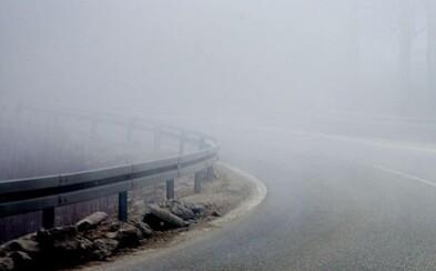 V Martine, v areáli teplárne horí skládka uhlia. V meste je veľmi zlá viditeľnosť