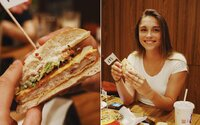 V McDonald's nájdeš štvorcové burgre! Od pondelka v mekáči pribudne aj originálny hamburger z roku 1955
