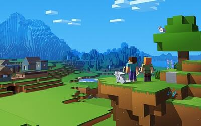 V Minecrafte nespravil ani jeden jediný krok, no aj tak zabil  Ender Dragona  a vyhral celú hru. Takto sa mu to podarilo