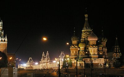 V Moskvě svítilo slunce jen 6 minut za celý prosinec